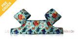 09 HappySwimmer - Zwembandjes/zwemvest voor peuters en kleuters met Zeedieren print_