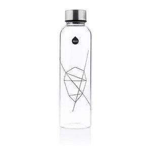 09 Glass Bottle MISMATCH BLACK