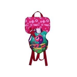 HappySwimmerBABY - Roze met vis